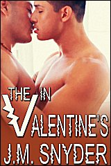 Cover for V: The V in Valentine's